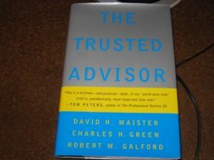 The Trusted Advisor. Photo by Nenad Stevanovic.