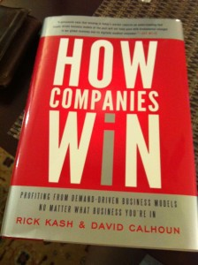 How Companies Win by Rick Kash and David Calhoun