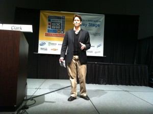 Dorie Clark debuts 'Reinventing You' at the South by Southwest Interactive conference, Austin, TX.